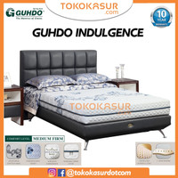 Guhdo Indulgence Full Latex 100x200 Komplit Set Sandaran Legacy