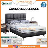 Guhdo Indulgence Full Latex 120x200 Komplit Set Sandaran Legacy