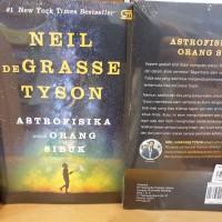 Astrofisika untuk Orang Sibuk Neil de grasse tyson New york times best