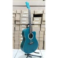 Gitar Akustik Original Spectrum SP-100CNS-BL Original Import