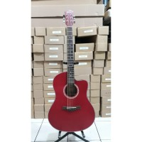 Gitar Akustik Spectrum SP-100CNAT-RD Original Import