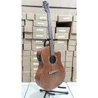 Gitar Akustik Elektrik Tuner Cowboy GWC-39NS Original Import