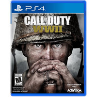 Call Of Duty WWII Standard Edition Region 2 - PS4