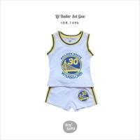 Hey Baby Lil Baller Set (GSW)