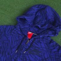 hoodie nike original - blue navy
