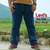 Celana Levis 505 Blue Wash Big Size