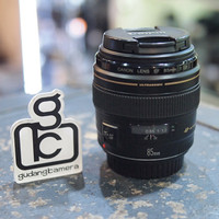 Canon EF 85mm f/1.8 USM - GOOD CONDITION | 3812