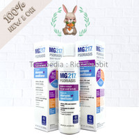 MG217 MG 217 Psoriasis 3% Salicylic Acid Shampoo + Conditioner 240 ML
