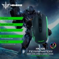Mouse Gaming NYK Nemesis HK-100 Terminator Garansi 1 Tahun Semarang