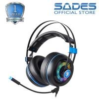 Headset Gaming Sades Armor Garansi 1 Tahun Semarang