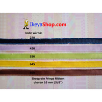 Grosgrain Fringe Ribbon ukuran 1,6 cm (5/8″) page 3