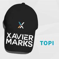 Topi Baseball Xavier Marks