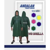 Jas Hujan Poncho Andalan 507 Poncho Jas Hujan Murah PLEVIA
