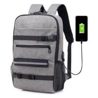 tas ransel pria best quality / tas gendong travel backpack USB