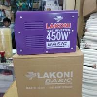 MESIN LAS LAKONI 123 iX - MESIN LAS LAKONI 450 WATT - FALCON 123IX