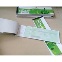 Buku Kuitansi Besar 50 Lembar - Paperline KT50B