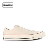 Sepatu Converse Pria Sneakers Chuck 70 Parchment Original