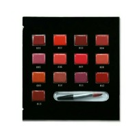 Zeesea original import trial set lipstick with brush 13 warna