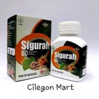 Kapsul SIGURAH Original Herbal Gurah Pernapasan