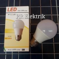 Bohlam Lampu Dc 12v 5w My Solar Putih 12 Volt 5 Watt