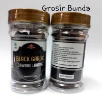 BLACK GARLIC Bawang Lanang Biji