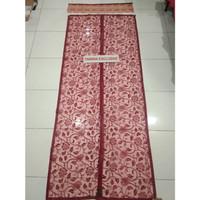 Tirai Magnet Hongxin Original Mawar Maron