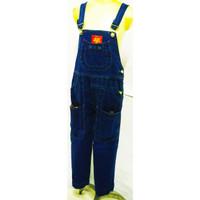 450-455* 2-5 tahun Overall baju kodok monyet jeans panjang anak keren