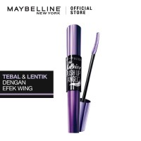 Maybelline The Falsies Push Up Angel Mascara Waterproof - Black