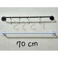 70 cm Gantungan serbaguna gantungan dapur cantolan hook S