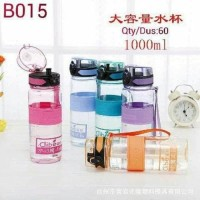 Botol Minum Do Your Best BPA FREE 1000ml Healthy Drinking Water B015-1
