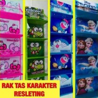 (2pc/kg) RAK TAS ORGENIZER