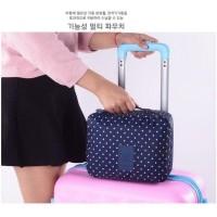 Pattern Multi Function Pouch / Tas Kosmetik Utk Travel