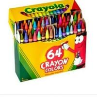 Crayola crayon 24 colour