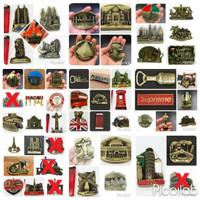 Souvenir Suvenir Magnet Tempelan Kulkas Manca Aneka Negara Mancanegara