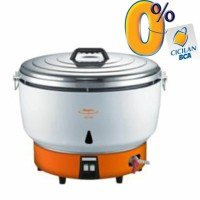 Maspion Gas Rice Cooker GRC230 GRC-230 23 Liter