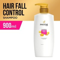 Shampoo Sampo Shampo Pantene HairFall Hair Fall Control 900ml