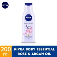 Nivea Body Essential Rose & Argan Oil 200ml