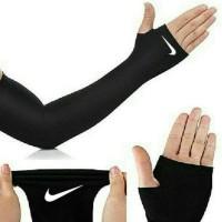 Harga produk termurah arm sleeve nike armsleeve manset tangan sepeda | antitipu.com
