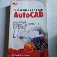 Buku Referensi Lengkap AutoCAD