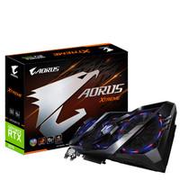 Gigabyte GeForce RTX 2070 8GB DDR6 Aorus Xtreme