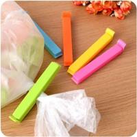 PENJEPIT KEMASAN PLASTIK SNACK / SEGEL JEPIT PLASTIK MAKANAN CLIP FOOD