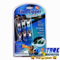 FIX A ZIPPER REPLACEMENT / PENGGANTI KEPALA RESLETING