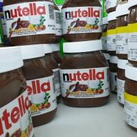 Selai Nutella Ferrero Hazelnut SPREAD With Cocoa 680gr