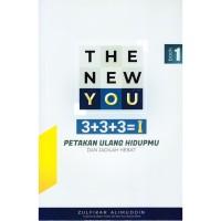 """The New You """"Petakan Ulang Hidupmu Dan Jadilah Hebat"""" (Buku 1)"""