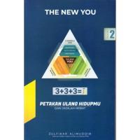 """The New You """"Petakan Ulang Hidupmu Dan Jadilah Hebat"""" (Buku 2)"""