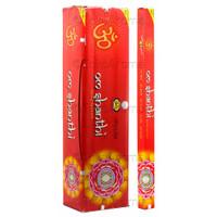 Dupa India (Aromaterapi) Long Square - Om Shanti Yellow