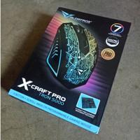 Alcatroz X-Craft Pro Tron 5000 Gaming Mouse X Craft Xcraft 5000
