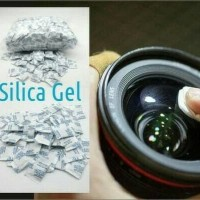silica gel alami natural 1 pack isi 100 sachet