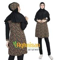 Baju Renang Wanita Muslim Muslimah Syari Jumbo Big Size XXL
