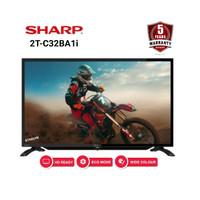 Sharp 2T-C32BA1i LED TV 32inch New 2019 Garansi 5 tahun